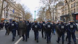 LUTTE[S] À NUIT DEBOUT, PART.1 : PARIS